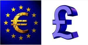 Euro and Pound Capture